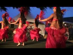 Ori: Popular Hawaiian/Polynesian Dance performance at Kauai