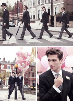 For the Groom: Thomas Pink
