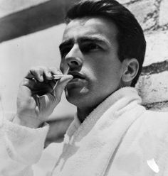 Montgomery Clift In 'A Place In The Sun'