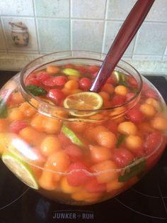 Melonenpunsch 1