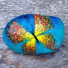 99 DIY Ideas Of Painted Rocks With Inspirational Picture And Words (24)