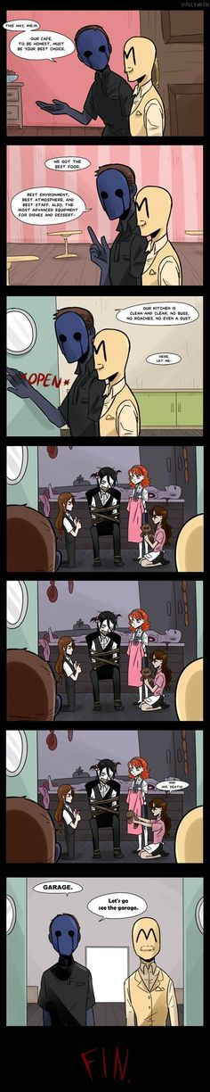 Creepypasta cafe 16