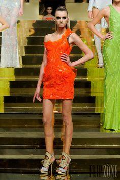 Atelier Versace - Couture - Spring-summer 2012 - http://www.flip-zone.net/fashion/couture-1/fashion-houses/atelier-versace-3253 - ©PixelFormula