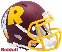 Redskins Helmet, Football Helmets For Sale, Football Team, Washington Redskins, Boxing Gloves, Cheerleading, Team Logo, Nfl, Mini