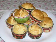Muffins de tomates secos y parmesano | Cocinar en casa es facilisimo.com