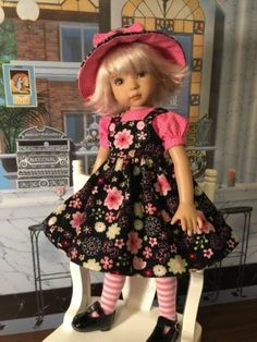 Spring-Blooms-Made-for-Effner-Little-Darling-by-Treasured-Doll-Designs
