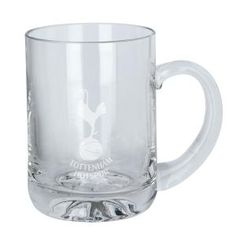 Spurs Quality Crystal Tankard.   This collectable quality Spurs crystal tankard has a club badge subtle etched on to the side.   Dimensions - 20 ounce capacity  £25.00