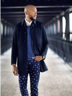 And we have to admit ...He has a style...Stephen Bishop