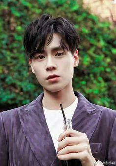 Hu Yi Tian ❁ Asian Boys, Asian Men, Asian Actors, Korean Actors, China Movie, Dramas, A Love So Beautiful, Tsundere, Cute Actors