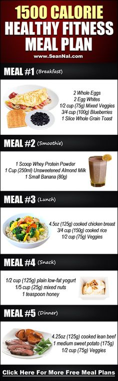 12 Free Fitness Meal Plans: http://www.SeanNal.com/free-gifts/12-meal-plans.html