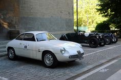 1960 Alfa Romeo SZ