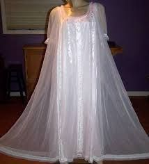 Nightdress pattern vintage