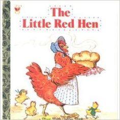 The Little Red Hen (A First Little Golden Book): Lilian Obligado: 9780307101013: Amazon.com: Books