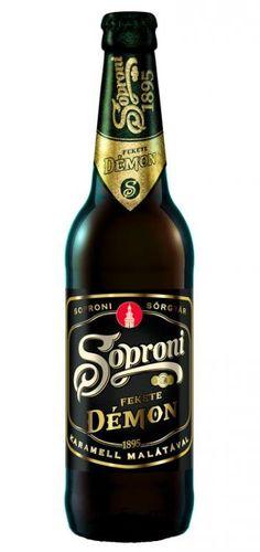 The Black Demon Soproni