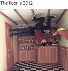 The floor is Phan