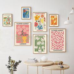 Pastel Room, Uni Room, Cute Home Decor, Aesthetic Room Decor, Inspiration Wall, Poster On Wall, House Painting, Printable Wall Art, Wall Art Prints