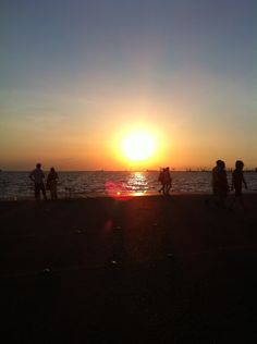 """See 3879 photos from 38765 visitors about beautiful city, sunsets, and Greek food. """"This is a very lively city. It has beautiful. Thessaloniki, Four Square, Greece, Celestial, Sunset, City, Heart, Outdoor, Beautiful"""