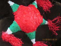 Christmas Star Pinata  Christmas Pinata  by IsabellasFunHouse, $35.00