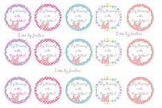 (2) My mommy is the bow addict bottlecap images