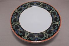 Victoria u0026 Beale China NAPOLI Dinner Plates - Set of Four #VictoriaBeale & Ralph Lauren China MANDARIN BLUE Dinner Plates - Set of Four | Blue ...