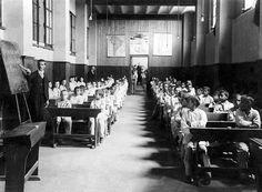 Buenos Aires. Correccional de menores, 1914.