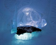 Icehotel in Sweden (awesome!)