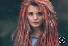 New Dreads Hairstyles 2016 - 2015 New hairstyles idea « 2015 New . New Dreads Hairstyles 2016 - 2015 New hairstyles idea « 2015 New . Dreadlock Hairstyles, Messy Hairstyles, Pretty Hairstyles, Hairstyles 2016, Red Dreads, Dreadlocks Girl, Half Dreads, Dreads Styles, Curly Hair Styles