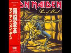 Iron Maiden - Piece Of Mind 1983 - YouTube
