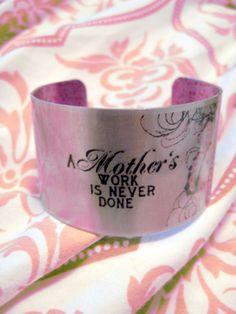 MOTHERS DAY SALE Statement Butterfly Cuff Bracelet  A by kiki6462, $18.00