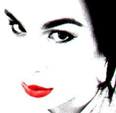 #makeup #me #myphotos #redlipstick #maquiagem