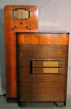 3380 Best Antique Amp Vintage Radio Images On Pinterest In