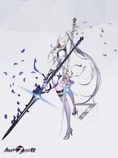 Female Character Design, Character Design References, Character Design Inspiration, Character Concept, Character Art, 3d Fantasy, Anime Fantasy, Kawaii Anime Girl, Anime Art Girl
