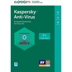Kaspersky Anti-Virus 2017 | 1 Device | 1 Year | Download [Online Code]         *** Continue to the product at the image link. (This is an affiliate link) #Software