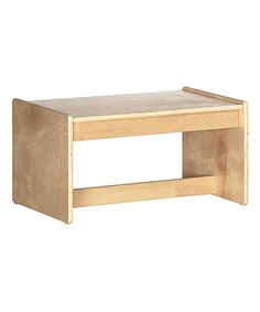 Wood Living Room Coffee Table #zulily #zulilyfinds