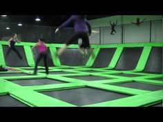 Jumping at Launch Trampoline Park in Warwick, RI | Launch RI ...