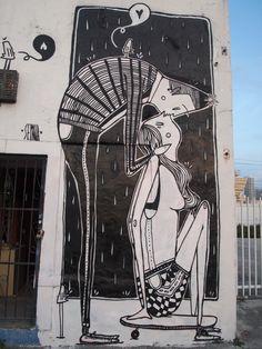 By Alex Senna | Street Art | Street Artists | Art | Urban Art | Modern Art…