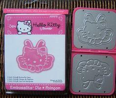 Hello+Kitty+Sizzix | Hello Kitty 19 - Sizzix en Ellison stanzen - Hello Kitty ...