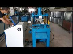 CNC Roll Forming Machine for Electric Enclosure Roll Forming, Machine Video, Cnc, Rolls, Electric, Buns, Bread Rolls