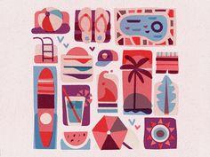 #digitalart #art #graphics #graphicdesign #design #illustration #vector #texture #dribbble