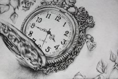 Pocketwatch by alltheotherkids.deviantart.com on @deviantART