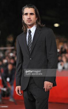 Colin Farrell/Long Hair/Pirate