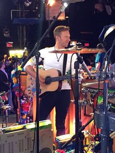 Chris Martin on @GMA #ChrisMartin #coldplay
