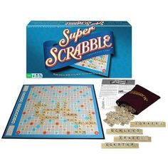 - Best Selling Word Game of All Time - Ages 8 and Up - 2-4 Players - Game board…