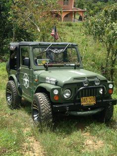 Suzuki Sj 410, Samurai, Suzuki Cars, Bug Out Vehicle, Suzuki Jimny, Off Road Adventure, Nissan Patrol, Jeep 4x4, Ford Bronco