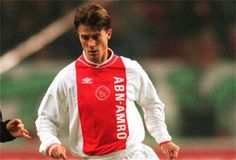 Brian Laudrup (AFC Ajax, 1999–2000, 31 apps, 13 goals)
