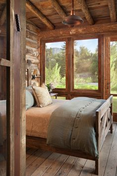 360 Ranch.  Cowboy digs ... looks comfortable.