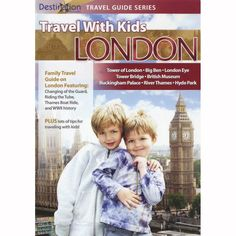 Travel With Kids: London  DVD  $14.95