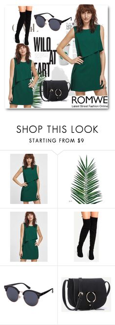 """""""green to go"""" by tux-vij on Polyvore featuring Nika"""