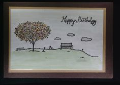 Happy Home - Stampin up