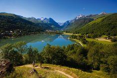 La vallée du Louron, autour du lac de Génos-Loudenvielle